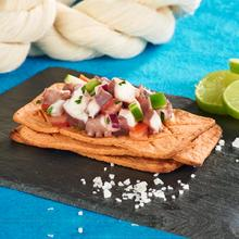 Salmas Chipotle with Octopus Ceviche