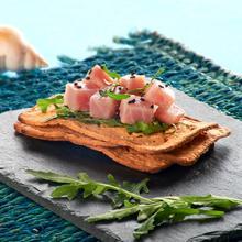 Salmas Chipotle with Tuna & Rucula