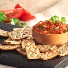 Salmitas with Tomato Sauce